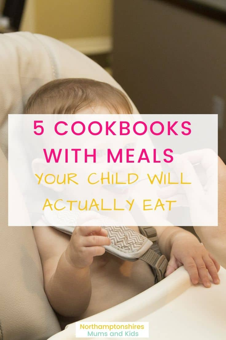 Whether you have a fussy eater or a child that doesn't seem to stop eating, I'm sure you'll love these 5 Baby and Toddler cookbooks books as much as I do. For more great tips check out www.northamptonshiremumsandkids.co.uk