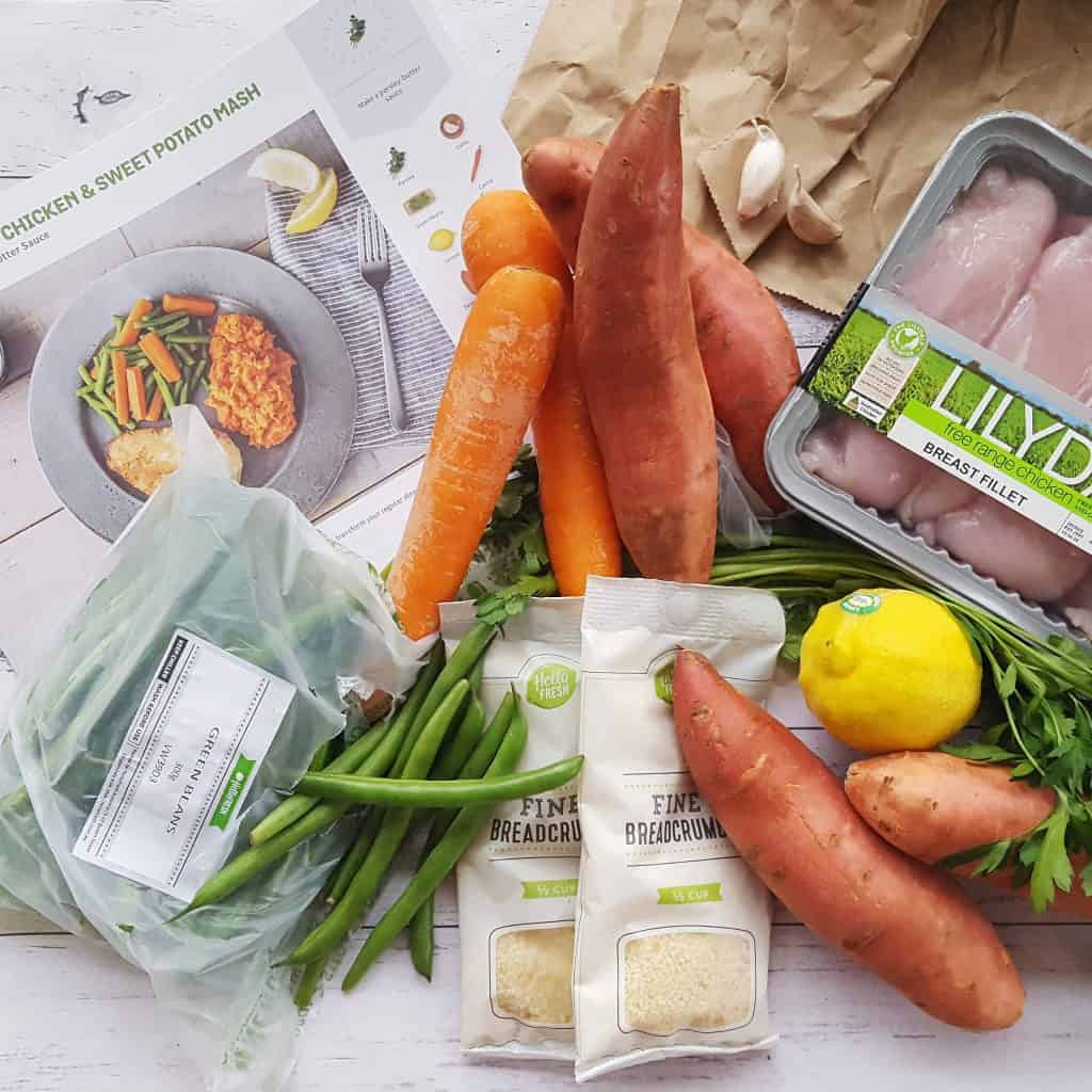 Hello Fresh is ideal for a new Mum in those first few hectic weeks or just a Mum having a busy week. Full of the freshest ingredients and tastiest meals