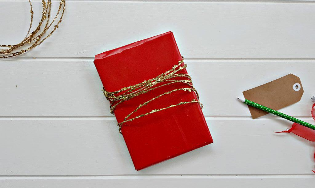 Christmas Gift Wrapping can be done in advance of Christmas madness then you can sit back and take in the praise of your great efforts on Christmas day!