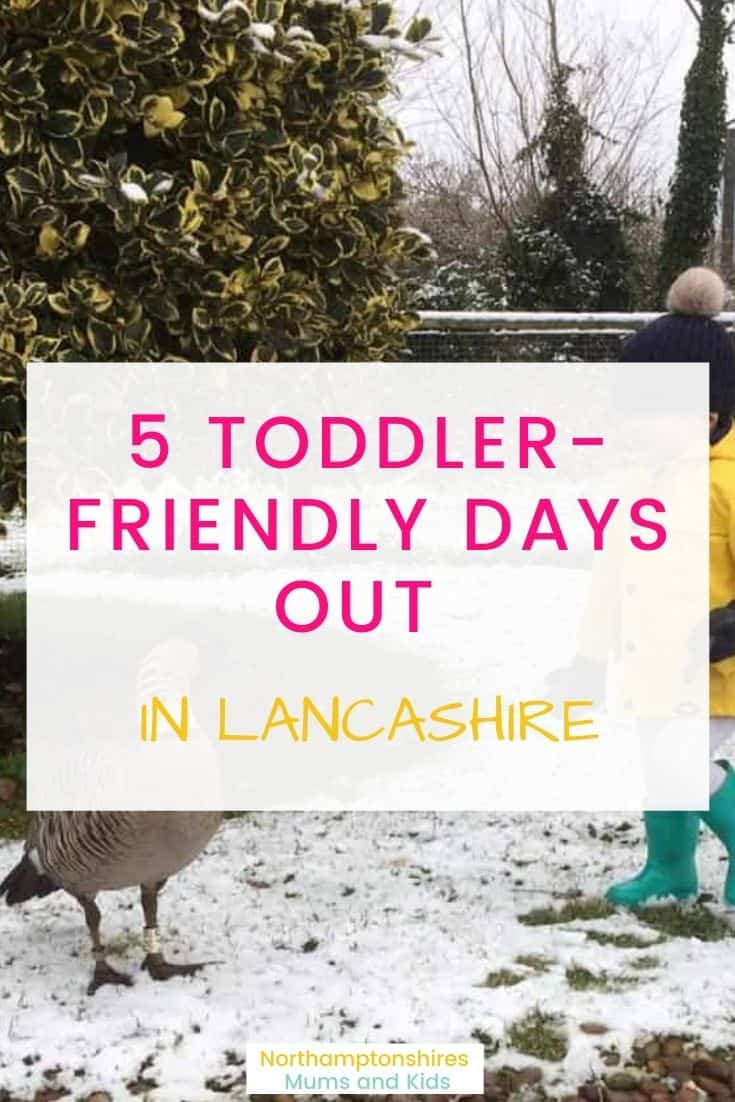 5 Days Out With Kids in Lancashire