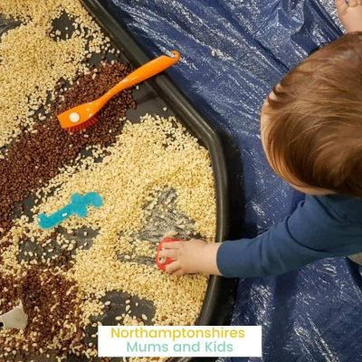Little Learners Messy Play Review
