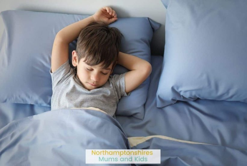 How To Fall Asleep Fast - For Kids is a common concern amongst Mums. I have 6 easy tips that you can try tonight and can have immediate effects