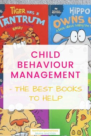 These books on child behaviour help with feeling brave angry, sad, worried, afraid, sharing, being kind and being a good sport. www.northamptonshiremumsandkids.co.uk