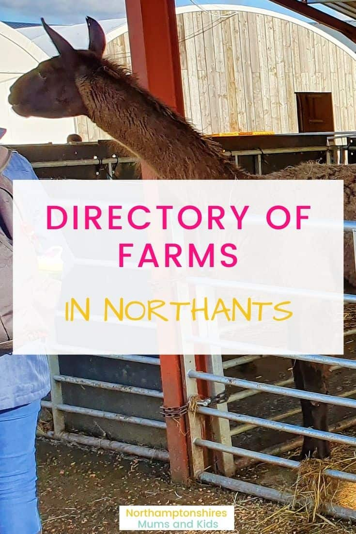 Directory of Farms In Northampton.