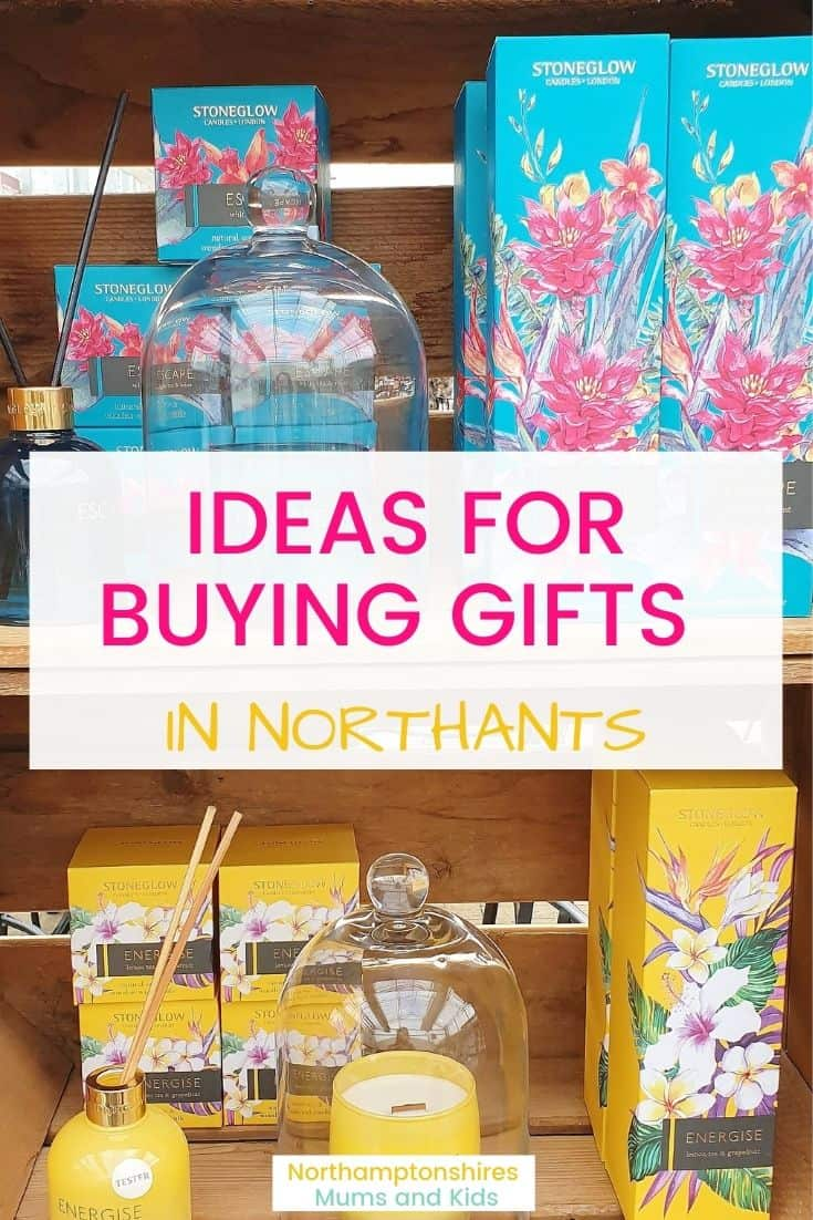 Ideas For Buying Gifts In Northants