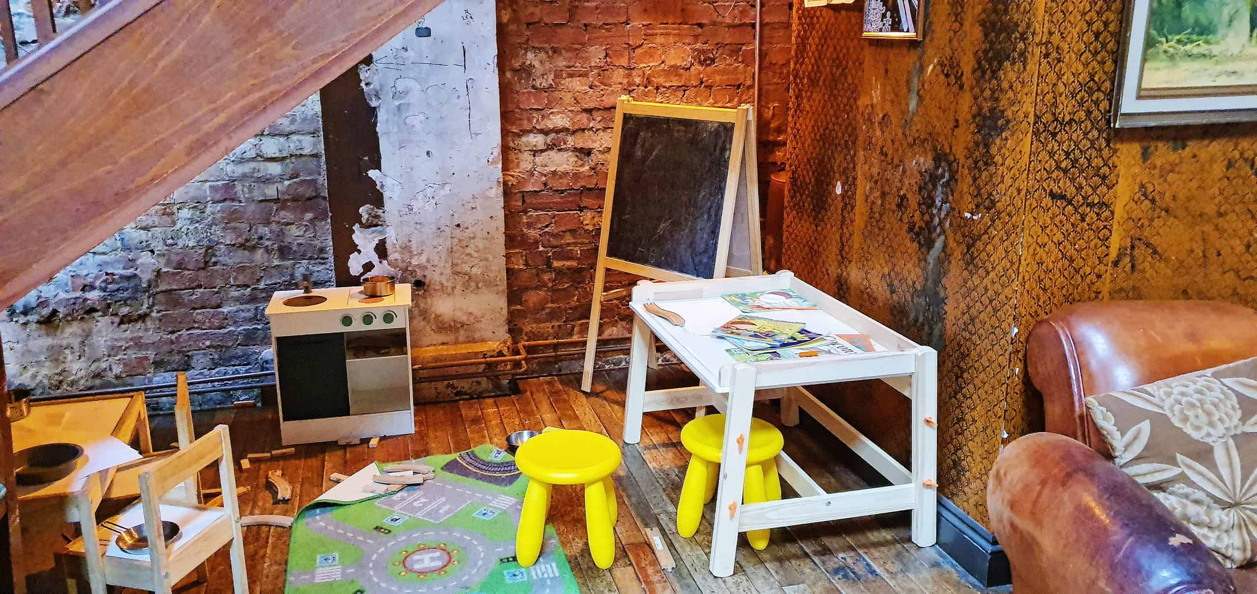 Child – Friendly Cafes in Northamptonshire.