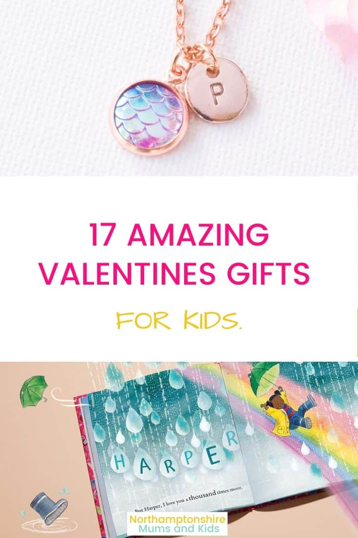 Valentines day doesn't have to just be about your partner. Why not treat the kids too? Here is a list of 17 Valentines Gift For Kids