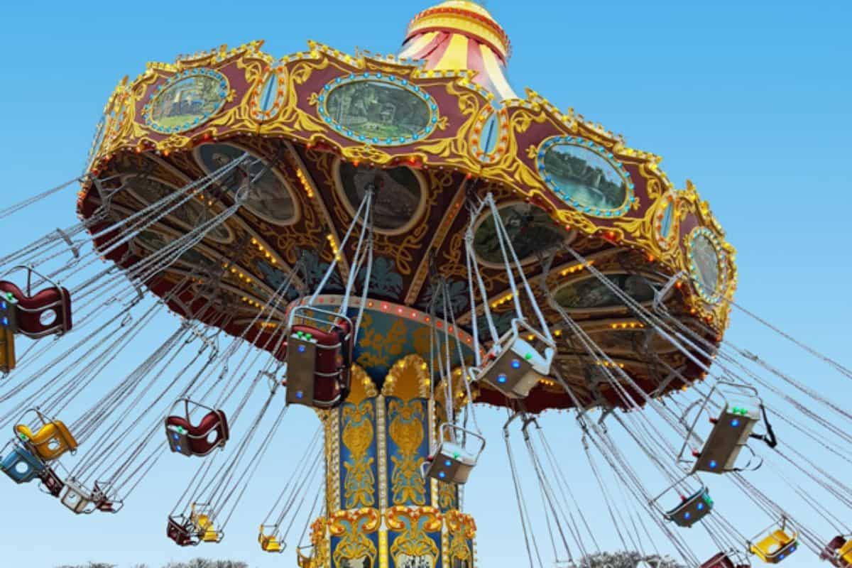 Wicksteed park is a great family day out especially for families with younger children. There are many rides including the worlds oldest water chute. For more Northamptonshire based reviews check out www.northamptonshiremumsandkids.co.uk