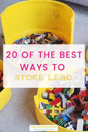 Final lego builds can be large and bulky. How can you display these masterpieces proudly? I've put together a list of the best ways to store lego. For more great ideas check out www.northamptonshiremumsandkids.co.uk