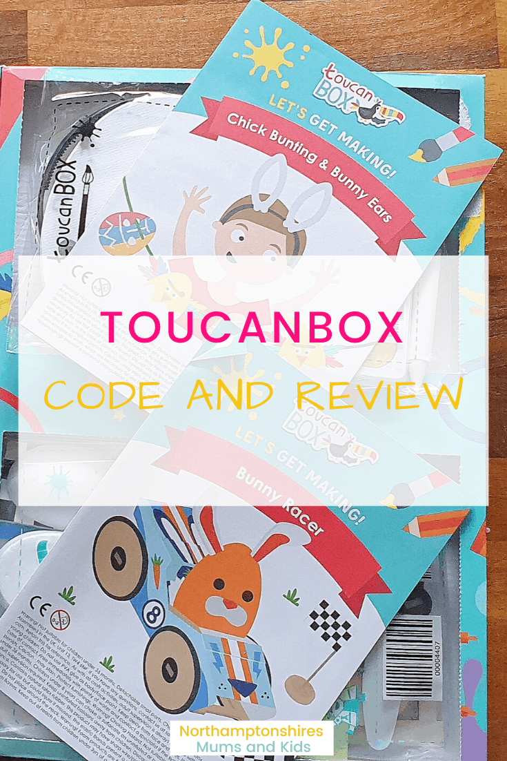 Toucanbox Code And Review