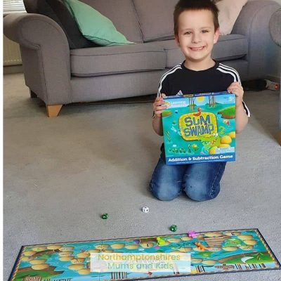 Sum Swamp Addition & Subtraction Game Review
