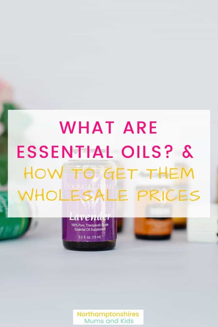 What Are Essential Oils & How To Get Them At Wholesale Prices