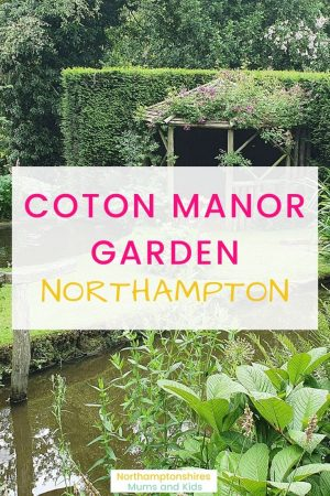 Coton Manor gardens is full of stunning views, hidden gardens and surprise animals. Its perfect for a romantic stroll or a day out with the kids. For more places to explore in Northamptonshire check out www.northamptonshiremumsandkids.co.uk