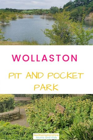 Wollaston Pit is a hidden gem in amongst the fields between Wollaston and Irchester. It's a fair walk so a stop at the pocket park is perfect to rest. For more cool places to visit around Norhamptonshire visit www.northamptonshiremumsandkids.co.uk