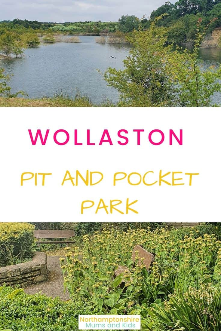 Wollaston Pit and Pocket Park