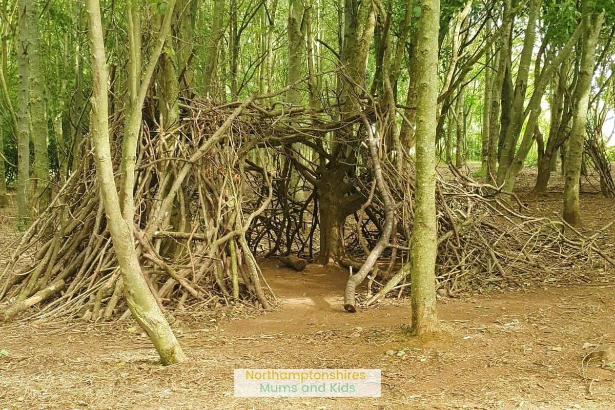 Brixworth country park is full of areas to explore, with various walking tracks, cycling tracks and play equipment for all ages. For more ideas of things to do in Northamptonshire check out www.northamptonshiremumsandkids.co.uk