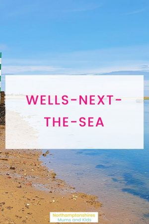 Wells-Next-The-Sea is an ideal day out or holiday for anyone with kids. You can head to the main beach or paddle in the sandflats. For more ideas of great days out check out www.northamptonshiremumsandkids.co.uk