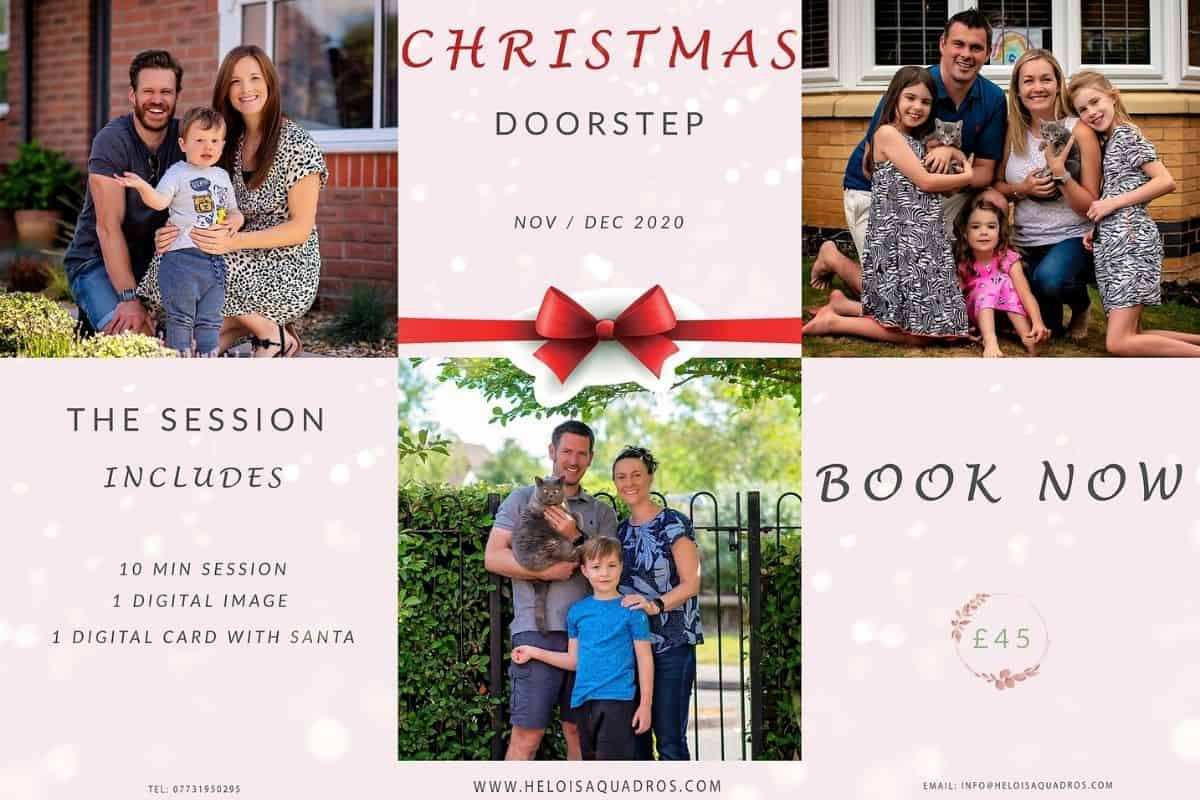 A family photo can make a beautiful gift.We're lucky to have so many talented Northants photographers offering Christmas packages. For more ideas of local businesses check out www.northamptonshiremumsandkids.co.uk