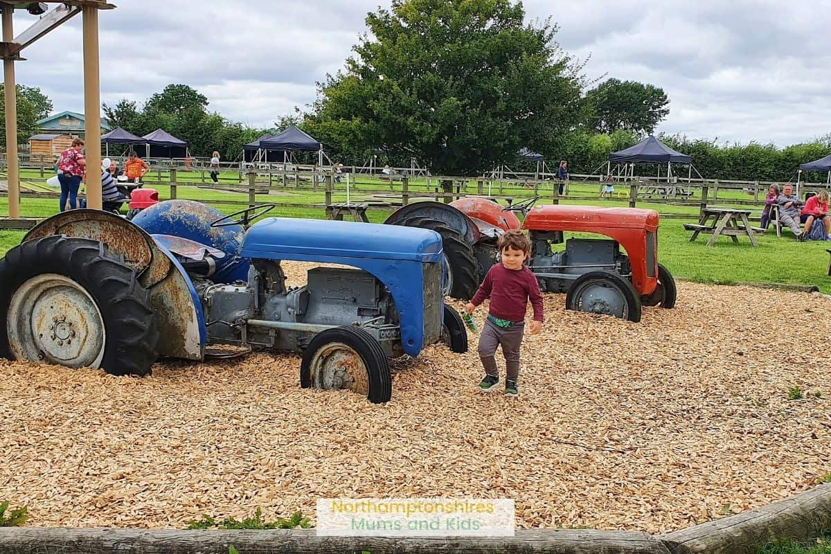 Mead Farm is just under an hour away from Northampton and is great for kids to see animals, do some adventurous climbing or go-karting! For more ideas of things to do in and around Northants check out www.northamptonshiremumsandkids.co.uk