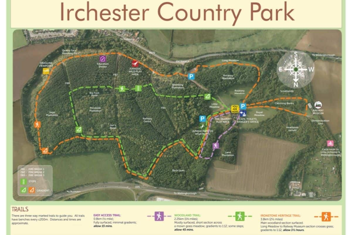 Irchester country park has something for everyone, trails, bike riding and even tree top adventures. Click to find out more! For more ideas of things to do in Northants check out www.northamptonshiremumsandkids.co.uk