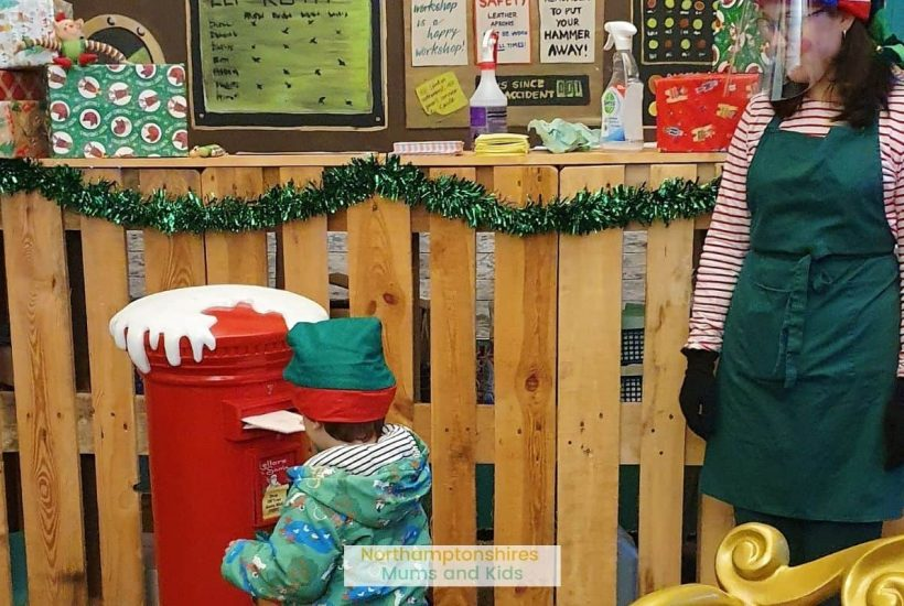 The christmas experience at West Lodge allows you to make Reindeer food, visit the elves village and meet Santa, all amongst the animals! For more ideas and reviews of local events follow www.northamptonshiremumsandkids.co.uk