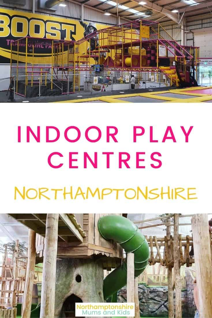 Indoor Play Centres, Northamptonshire