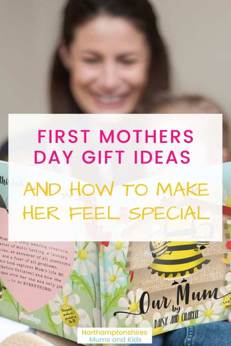 First Mothers Day Gift Ideas And How To Make Her Feel Special