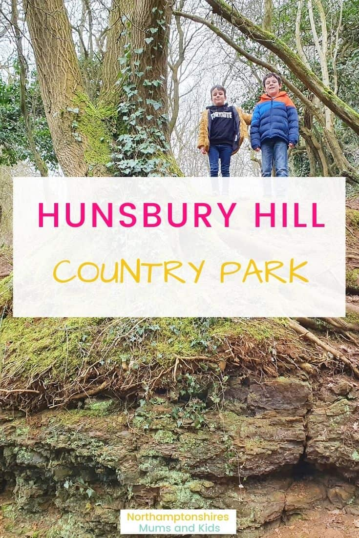 Hunsbury Hill Country Park