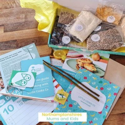 Little Cooks – Kids Healthy Baking Kit Review