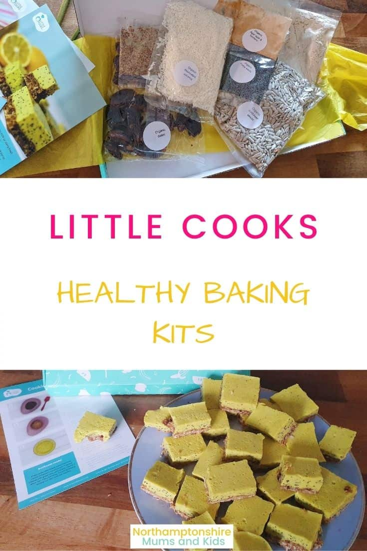 Little Cooks - Kids Healthy Baking Kit Review