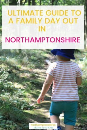 For ideas of how to spend a family day out in Northamptonshire. Including country parks, indoor play, farms, theme parks, houses and castles.