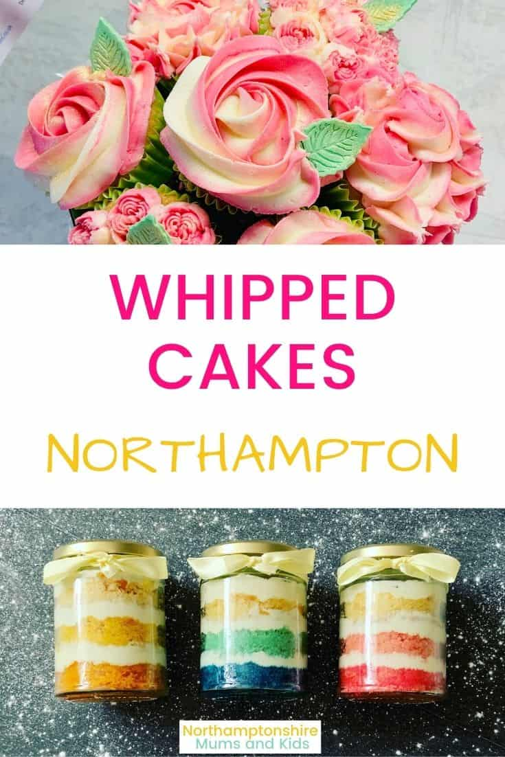 Whipped Cakes Interview