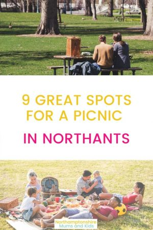 We have a number of great spots to have a picnic in Northants. Whether you're just wanting a lazy, long afternoon or a spot where the kids are entertained on some play equipment there are plenty of choices.