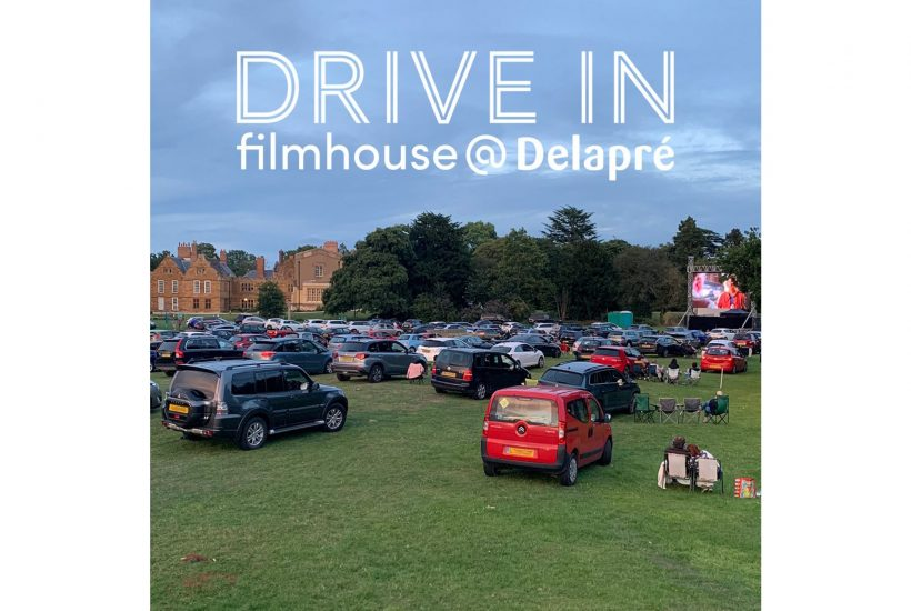 The drive in cinema at Delapre has movies and showing times for everyone. Check out this list of whats on and what's available while you're there.