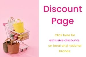 Discount on Northamptonshire and national businesses