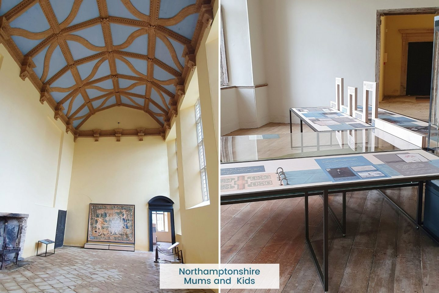 What to expect when you visit Kirby hall. What is there to do? Can you take the kids? Why it is a ruin? Is there a cafe?