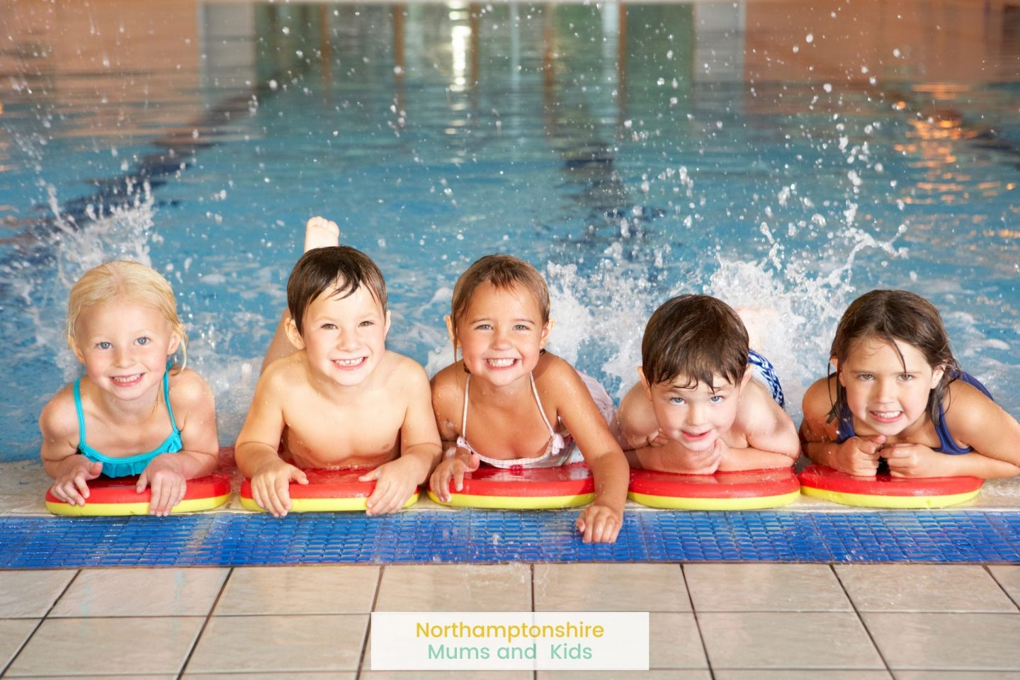 A directory of kids swimming lessons in Northampton, Daventry, Rushden, Kettering, Corby, Wellingborough and Towcester.