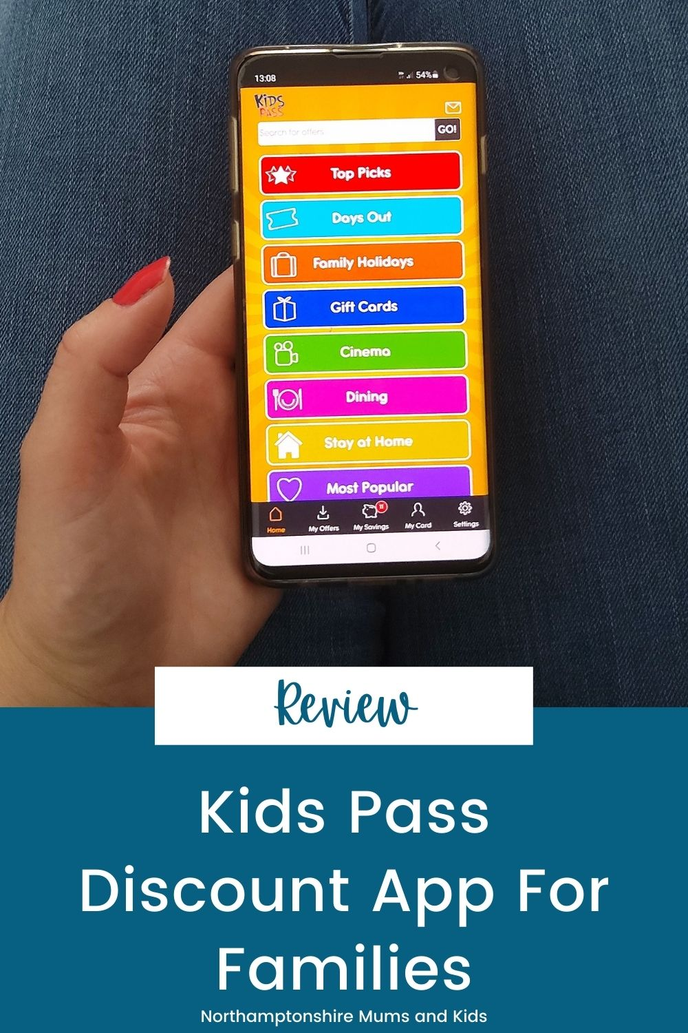 Kids Pass - An Awesome Discount App For Families