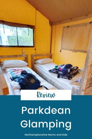 A review of our experience of a Parkdean Glamping holiday. Includes what the tent was like, what was included and the downsides of glamping.