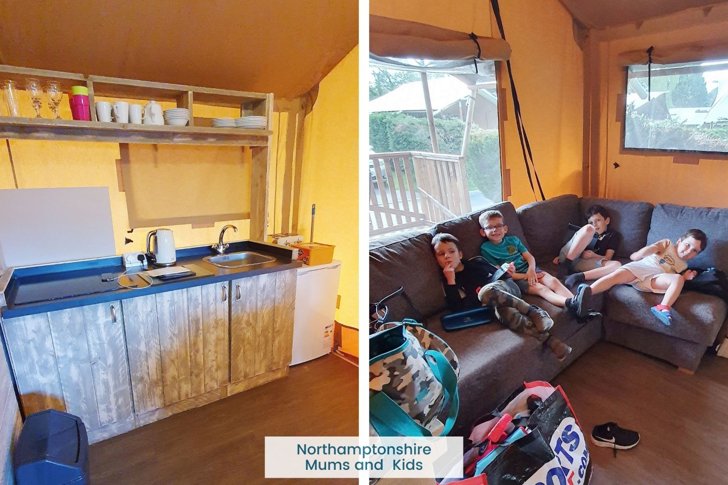 A review of Parkdean Sandford including what activities were available, what the food was like, can you take dogs and general information.