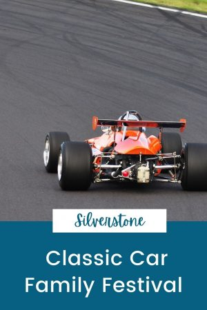 Silverstone Classic is really geared towards families and Kids. It's an absolute must for motorheads. However, you don't need to be a car enthusiast to have a great day out.