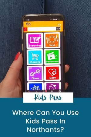 Kids Pass offers discounts and offers at venues all over the UK, plus online. Here, I list where you can use Kids Pass in Northants.
