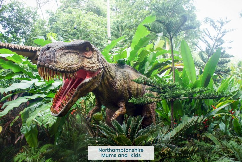 Visit the dinosaurs at Whipsnade Zoo this Summer. Stay at the zoo overnight if you dare. Plus, enjoy the new Hullabazoo adventure play area.
