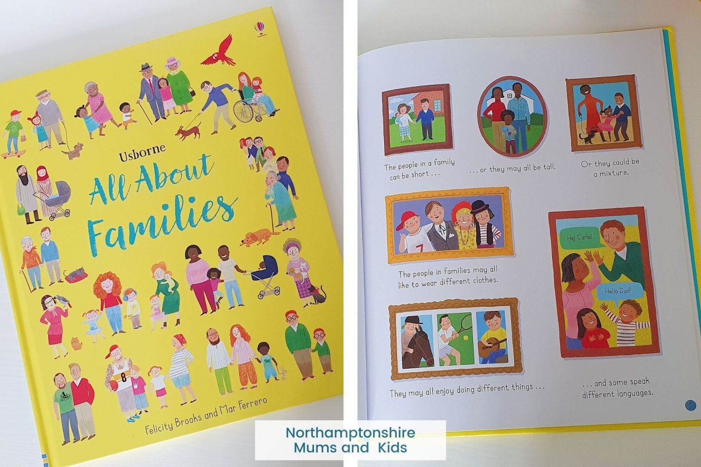 There's a number of amazing child development books covering topics such as mental health, childrens sleep, diversity, families and feelings.