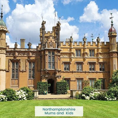 Knebworth House Review