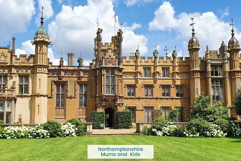 Around an hour from Northampton is Knebworth House. It's a 500-year-old house full of history and offers plenty to do for a family day out.
