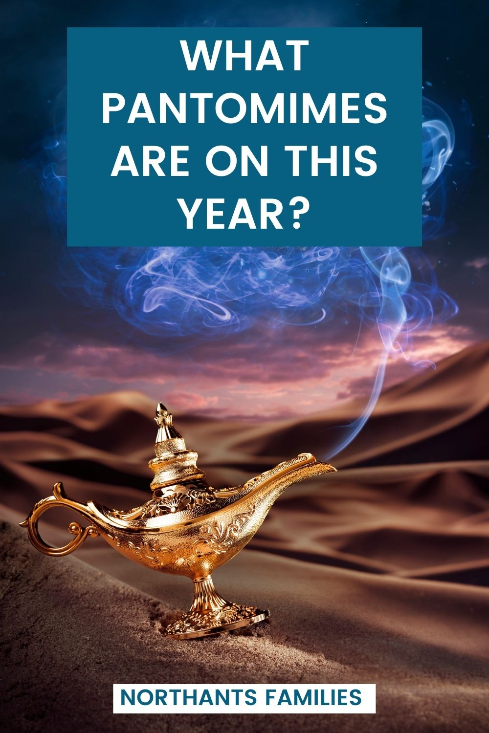 What Pantomimes Are On This Year?